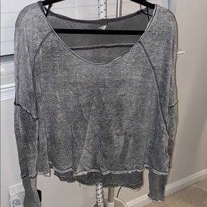 BRAND NEW Free People Oversized Top size XS